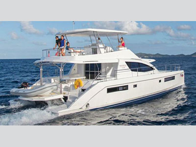 Power Catamarans for Sale 2016 Leopard 51PC